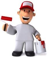 Painter helper here for hire