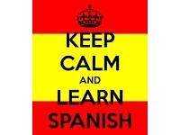 Spanish Private Lessons suitable for all ages