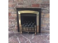 Flavel Gas Fire £190 ONO