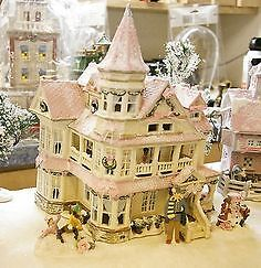 Wanted: Christmas Village Churches, Accessories.