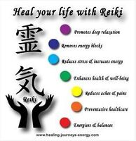 TRY REIKI THERAPY FOR PAIN RELIEF & STRESS