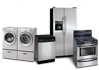 Appliance Repair & Install: FRIDGE, DISHWASHER, WASHER, DRYER...
