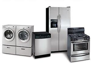 APPLIANCE REPAIR & INSTALL | Fridge, Dishwasher, Washer, Dryer..