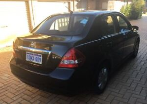 2010 Nissan Tiida Sedan *** 12 MONTH WARRANTY *** West Perth Perth City Area Preview