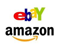Amazon and Ebay seller central administrator