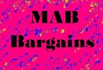 MAB Bargains