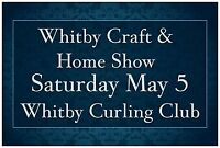 WHITBY SPRING CRAFT & HOME SHOW