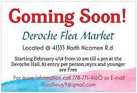 Deroche Flea Market