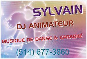 DJ ANIMATEUR MONTRÉAL-LAVAL-RIVE SUD & KARAOKÉ (MÊME TARIF)