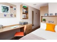Classic en -suite room at Unite Students; Thurso Street