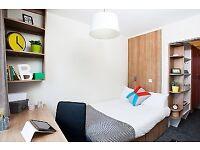 En-suite room, Quartermile, UNITE STUDENTS