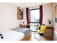 En-suite student accommodation - Jennens Court flat