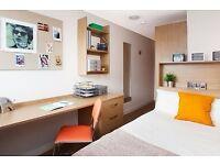 Student En-suite Room next to Glasgow University