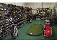 eBay Listings Assistant - Working with Golf Clubs - Earn Up To £26,000 per Year
