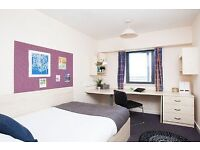 Student Ensuite Room in Merchant City of Glasgow Area