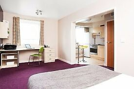 Anyone who wants to live in student accommodation (studio flat) in The Forge. Kindly contact me