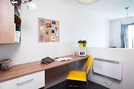Studio flat in central Edinburgh for rent