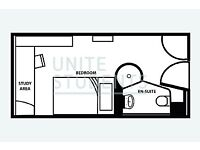unite student accommodation - chalmers street, en-suite room