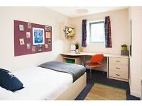 En-suite room right next to Glasgow Uni for £120 per week available between June and August