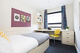 STUDENT ACCOMODATION FOR THE SUMMER: Mile end road - ensuite fitted room
