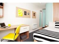 En suite room kendrick student halls