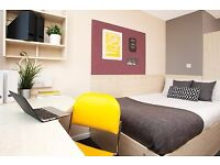 Ensuite private room available to rent with shared kitchen & Lounge area. City Centre prime location