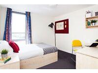 Premium Range 1 En-suite Bedroom Student Accommodation Parkway Gate Manchester