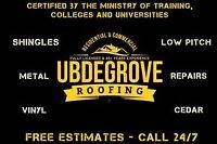 Roofing - Free Estimates - Shingles, Metal, Vinyl,