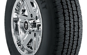 4 Pneus FIRESTONE TRANSFORCE H/TLT225/75R16 - 115/112R NEUF