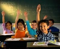 After school tutoring center need urgent teachers
