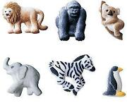 Edible Cake Toppers Jungle