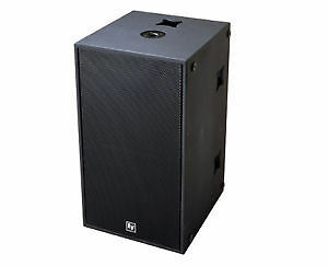 Electro-Voice QRx 218S Compact dual 18-inch subwoofer