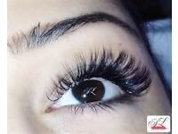 Individual eyelash extensions by 10 years experianced fully qualified and insured technician £35