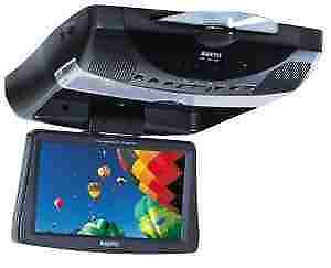 Sanyo Mobile Video Entertainment System Roof Mount DVD