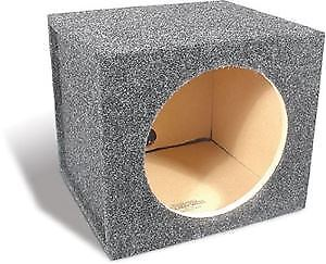 "12"" Sub box MTX bass slammer Car audio"