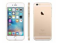 iPhone 6 16GB Gold O2