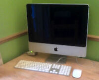 iMac 21inch 2.66Ghz 4GB Ram 320 GBHDD &CS6 master collection  M