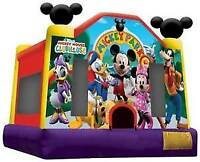 Inflatable Bouncers/Slide/Obstacles or Dunk Tanks (204) 663-1000
