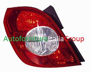 FANALE GRUPPO OTTICO POSTERIORE DX S//PORTALAMPADA BIANCO CHEVROLET CAPTIVA 06/>10