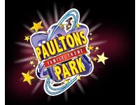 Paultons family theme park tickets ( peppa pig world) family of 4