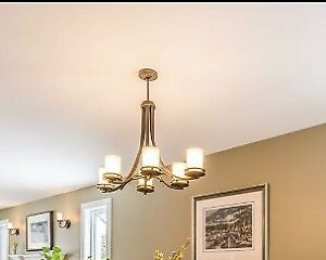 Beautiful dining and nook lights - great quality!!