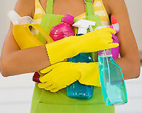House cleaner/Private& Professional