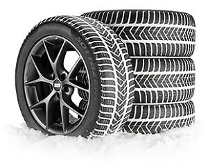 WINTER TIRE SPECIAL$$