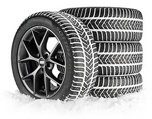 Looking for winter tires and rims