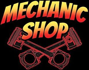 MECHANIC SHOP ON 69 PELHAM ROAD, ST CATHARINES