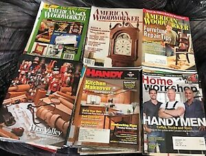 Woodworking Magazines - American Woodworker and more
