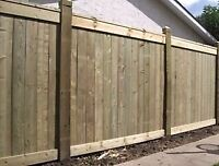 Fence repair & new installation* Gurbinder Singh 416-712-1265*