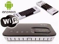 Selling Sattelite Receiver Android TV Box Engeldroid 1008