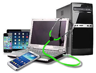 PC / Laptop / Tablet / Smart Tv / Phone & Gaming Console Services