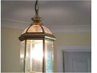 Two Indoor lanterns